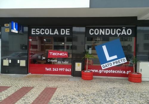 Escola de Condução Gato Preto